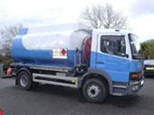 Tanker 16 tonnes 4 wheeler1