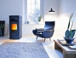 Musa Pellet Stove from Specflue